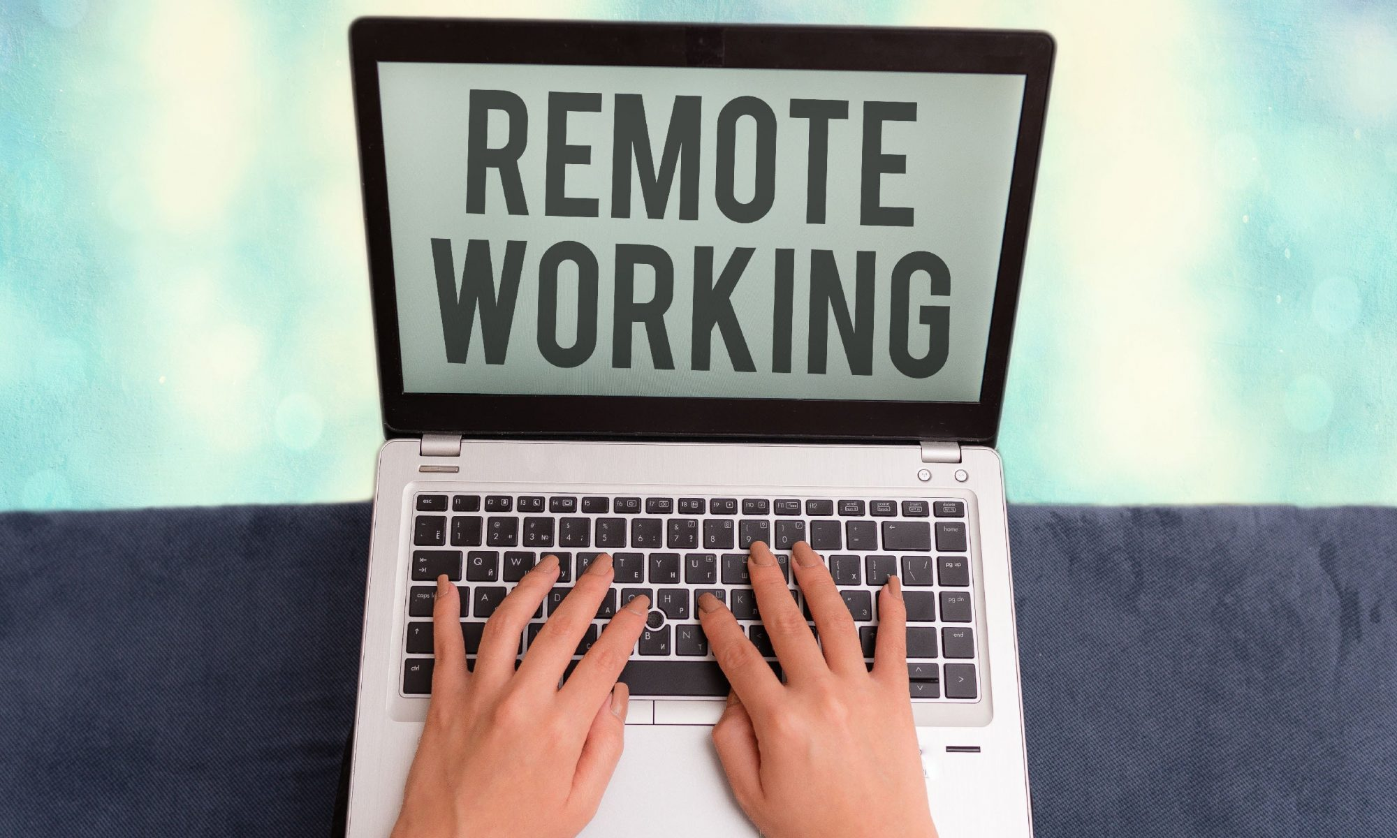 5 Challenges of Working Remotely